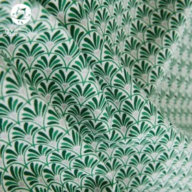Eventail vert