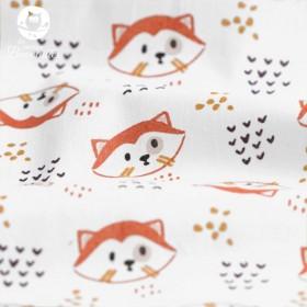 Tête panda roux