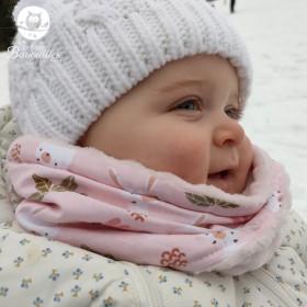 Snood bébé sur mesure