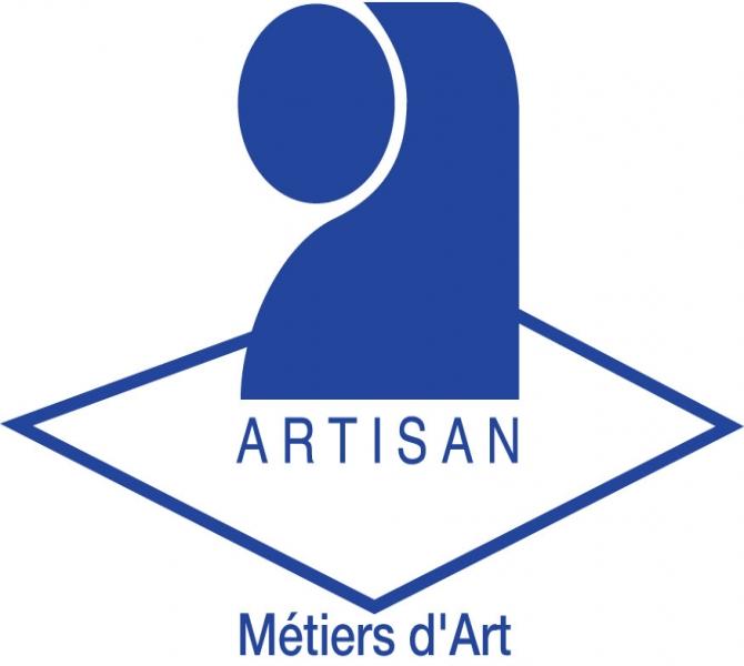logo a artisan bleu M2TIER D4ART