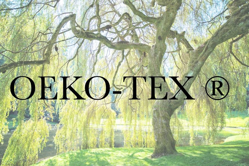 Oeko Tex les petites bavouilles