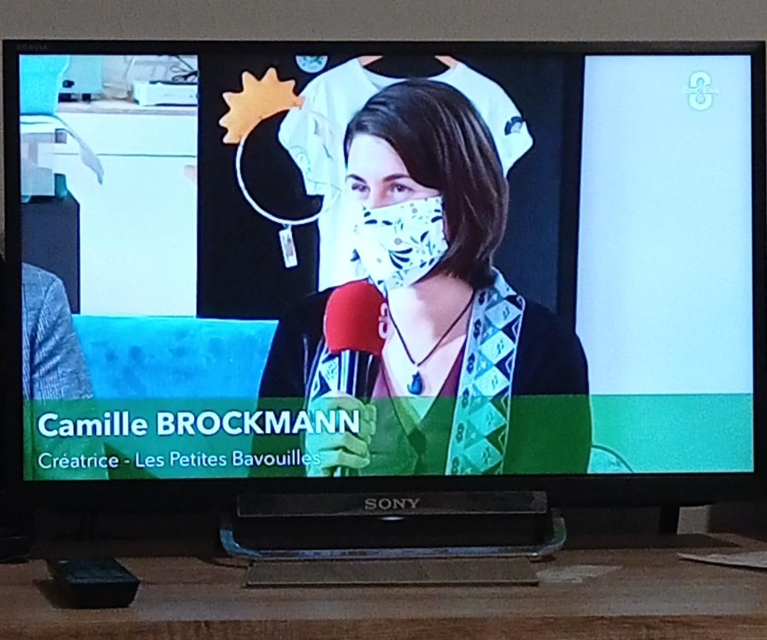 Les petites Bavouilles interview 8montblanc